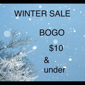 Accessories - ❄️BOGO all items $10 and under ❄️
